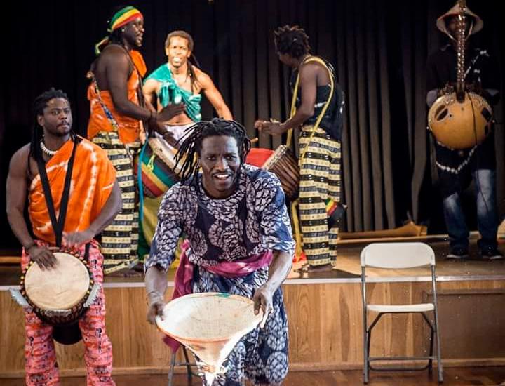 Samedi 22 juin 2019  – Stage de danse africaine
