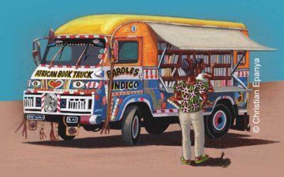 Africa Fete partenaire de l'African Book Truck